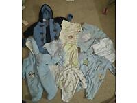 0-3 boys baby clothes