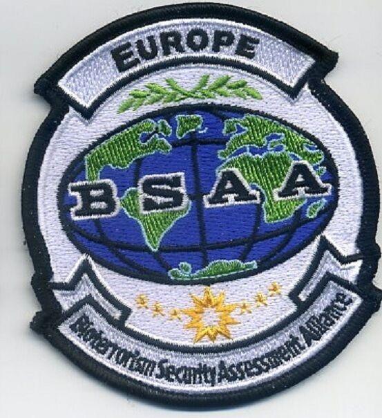 RESIDENT EVIL Bioterrorism Security Assessment Alliance BSAA EUROPE vêlkrö SSI
