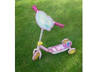 Peppa Pig 3 Wheel Scooter