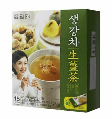 Ginger Tea Korea Tea  15pcs  생강차