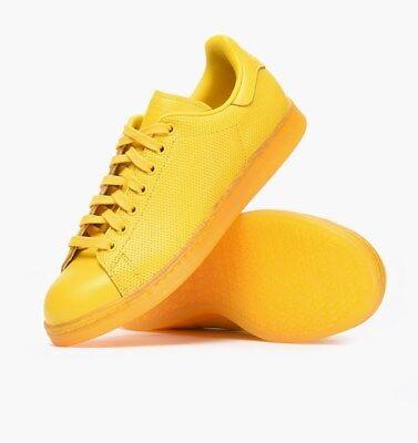 adidas Originals Stan Smith KOBE LA Lakers Crazy 1 Yellow Sunshine Gold Men's 10