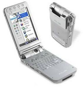 Sony Clie PEG-NX80V Color PDA Package