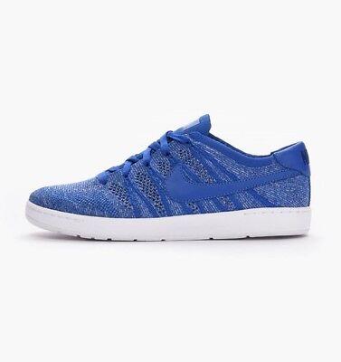 Nike Tennis Classic Ultra Flyknit (Blue) - UK 6.5 (EUR 40.5) -...