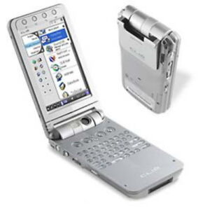 Sony Clie PEG-NX80V Color PDA with Accessories