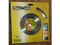 Flexovit megaline 230mm disc Cutter