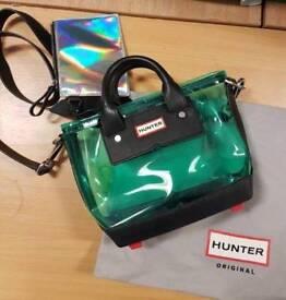 Hunter original women's tote mini handbag