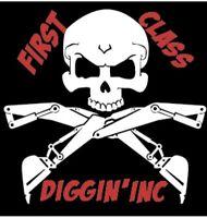 First Class Diggin'inc