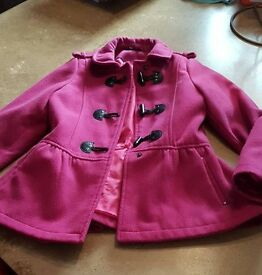 Girls coat 8 to 9