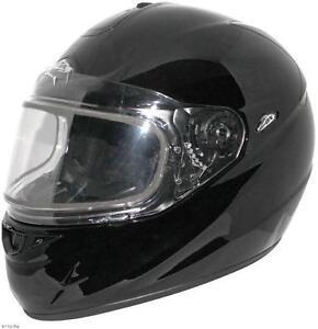 Zox Snomobile helmet Black Xsmall and XXSmall  Save $50.00