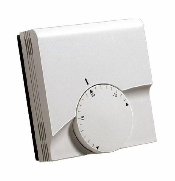 Raumthermostat Raumtemperaturregler Thermostat 230V Fußbodenheizung Aufputz