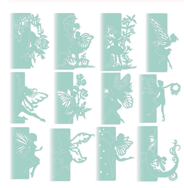 Fairy Lace Edge Metal Cutting Dies Stencils DIY Scrapbooking Craft Embossing