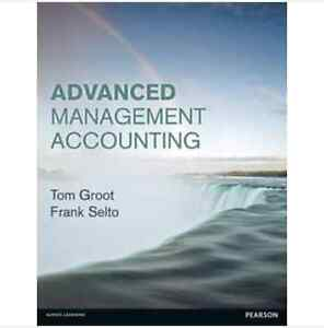 As new Advanced Management Accounting by Tom Groot. Waterloo Inner Sydney Preview