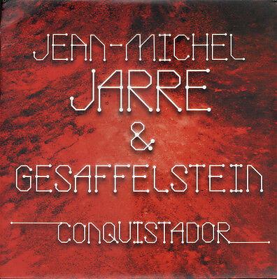 "Jean-Michel Jarre & Gesaffelstein - Conquistador 12"" Maxi EP Vinyl (limited)"