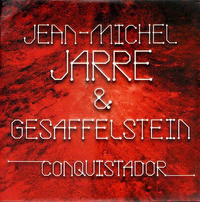 Jean Michel Jarre & Gesaffelstein – Conquistador RARE Limited too only 1000 NEW