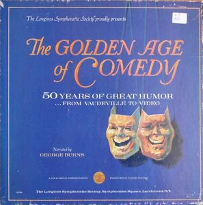 The Golden Age of Comedy (LPs)