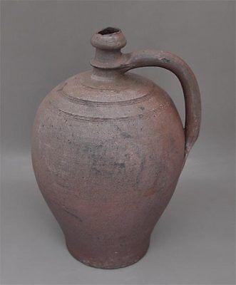Uralter Krug Ölkrug Vorratskrug um 1800