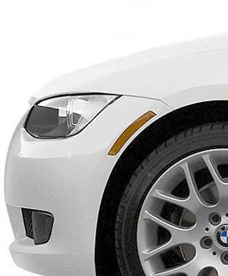 For BMW E90 E91 328i Front Passenger Right Yellow Reflector-Bumper Cover GENUINE