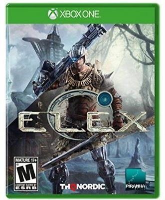 XBOX ONE ELEX BRAND NEW VIDEO GAME PHYSICAL DISC