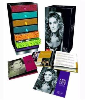 SEX AND THE CITY - SEASONS 1-6 ULTIMATE COLLECTION DVD BOX SET