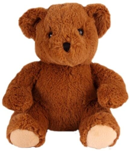 "Lot of 12 Wholesale 10-12"" Plush Stuffed Teddy Bears Bear Toys - Caramel Bear"