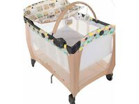 Graco Electric travel cot must go by 30th April