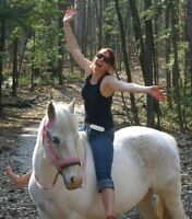 Learn to Horseback Ride - Riding Lessons and Trail Rides
