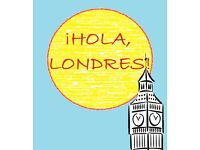 Spanish classes (native and experienced)