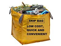 Wills 1 ton skip bags rubbish clearance removals