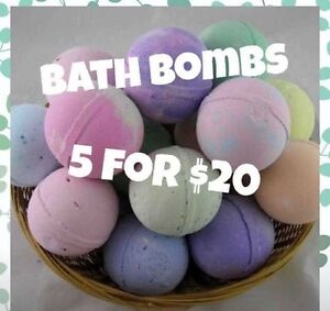Natural Bath and Beauty products