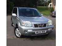 Nissan X Trail SVE - 2.2 dCi Deisel - 54Plate 2004 - Excellent Condition Must Be Seen