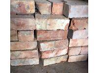 Reclaimed Belfast Red Brick