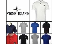 STONE ISLAND polo tshirts Joblot Bulk Buy Available (OZEY)