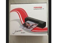Toshiba Journe Scan Portable Scanner