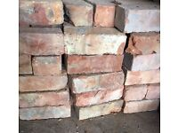 Red Reclaimed Brick