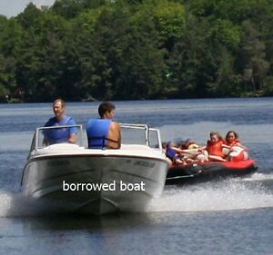 Bowrider Ski Boat Needed by Church Camp in Eastern Ontario
