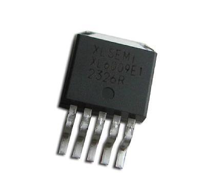 1pcs Xl6009 Xl6009e1 Dc-dc Adjustable Step-up Boost Ic To-263 42v4a400khz