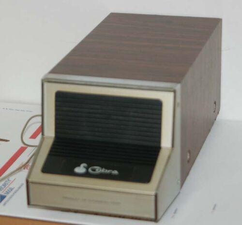 Working Cobra 2000 GTL External Desk Base Speaker