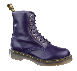 Dr Doc Martens Womens 1460 Pascal Buttero Boots 7 Seasonal Colours AW12 NEW