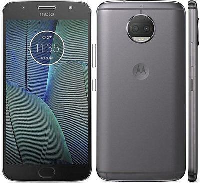 Motorola Moto G5s Plus XT1805 Unlocked 32GB 4GB RAM Phone -International Version