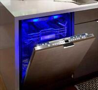 Lave vaisselle Thermador Sapphire Glow paye 2450$ + tx / 2014