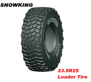 Great deal on SNOWKING Loader tires at Shay Tire!  23.5R25