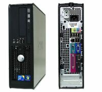 Gateway, hp Laptop, Dell 780, Lenovo IBM M58P 64 bit
