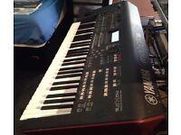 Yamaha MOXF6 61-key Synthesizer Music Production Workstation