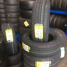 Tyre Shop / New Tyres & Used Tyres / Car Tyres & Van Tyres FITTED / PART WORN TYRES / PARTWORN TIRES