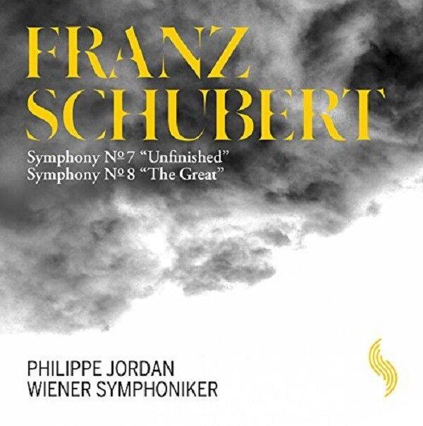 """WIENER SYMPHONIKER - SCHUBERT: SYMPHONY NO. 7,""""UNFINISHED"""" &  CD NEU SCHUBERT"""