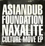 cd single card - AsianDubFoundation - Naxalite / Culture M..