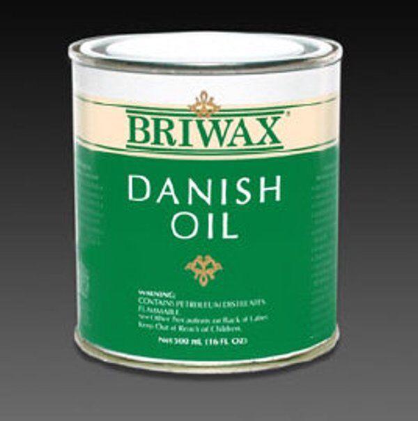 Briwax Danish Oil 500 ML