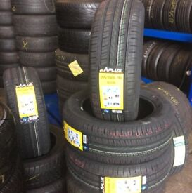 Car Tyres & Van Commercial Tyres Fitted - Tyre Shop - NEW & PARTWORN TYRES . PART WORM TIRES