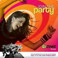 Zumba from 6-7pm Tuesdays and Fridays