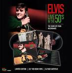 Elvis Presley - Limited Edition - ELVIS LIVE IN THE 50's